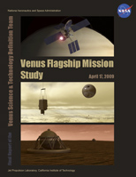 Venus Flagship Mission Study Cover Image